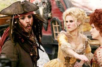 """Билет на премьеру """"Пиратов Карибского моря 3"""" стоит 1500 долларов"""