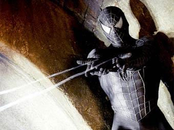 """""""Человек-паук 3"""" побил рекорд """"Пиратов Карибского моря"""""""