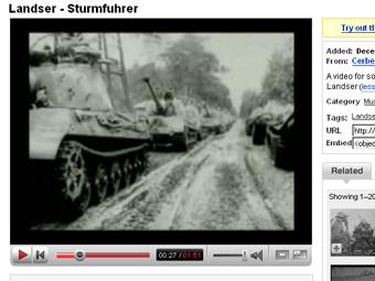 Власти Германии требуют от YouTube удалить неонацистские клипы