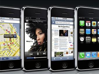 Apple продала миллионный iPhone