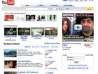 YouTube открыл доступ к своим базам данных