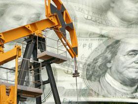 Цена на нефть вновь опустилась ниже 50 долларов за баррель