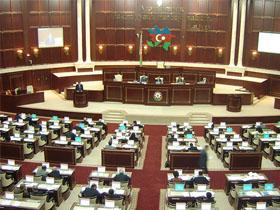Милли Меджлис Азербайджана принял закон об обеспечении бывшего президента и членов его семьи
