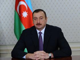 Президент Ильхам Алиев поздравил азербайджанский народ с праздником Гурбан байрамы