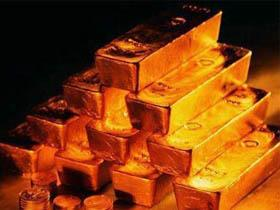 Золото на мировом рынке повысилось в цене на 7 долларов