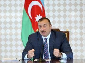 Президент Азербайджана Ильхам Алиев провел заседание в связи с убийством Раиля Рзаева