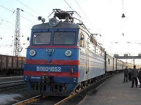 Азербайджанская государственная железная дорога упразднила пассажирский рейс Баку-Гянджа
