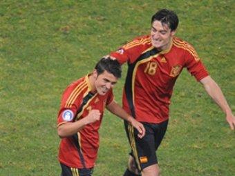 Сборная Испании по футболу побила рекорд по числу побед подряд