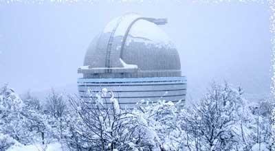 Самая большая обсерватория мусульманского мира