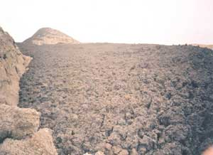 В Азербайджане произошло извержение вулкана [Фото]