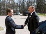 Медведев 29 июня посетит Азербайджан