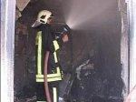 В Баку произошел пожар Государственного театра юного зрителя