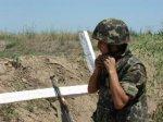 Солдат азербайджанской армии совершил самострел