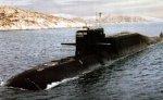 ЧП на атомной подводной лодке российских ВМФ