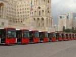 В Азербайджан будут завезены еще 200 новых крупногабаритных автобусов