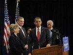 Обама назначил Клинтон госсекретарем