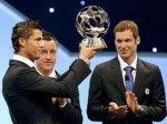 В Европе выбран лучший футболист года