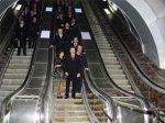 """Станция метро """"Ичеришехер"""" открылась после реконструкции [Фото]"""