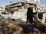 Израильская авиация нанесла несколько ударов с воздуха по сектору Газа