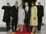 Инаугурация 44-го президента Барака Обамы [Фото]