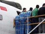 Тела погибших во время крушения турецкого самолета доставлены в Турцию