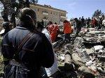 Количество жертв землетрясения в Италии достигло 92 человек