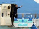 Барак Обама прибыл в Ирак