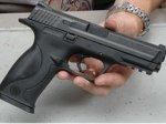 У ранее судимой женщины изъят самодельный пистолет