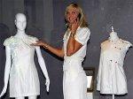 Мария Шарапова обзавелась платьем со встроенным Bluetooth