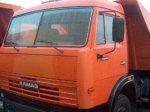В Девечинском районе столкнулись КАМАЗ и легковой автомобиль