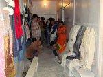 Возле Черкизовского рынка задержали сотню мигрантов