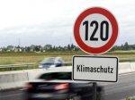 Ангела Меркель отказалась ограничивать скорость на автобанах