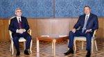Завершилась встреча президентов Азербайджана и Армении