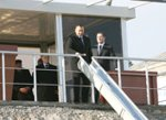 В столице Азербайджана состоялась закладка фундамента нового 23-этажного ад ...