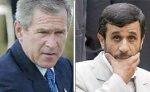 Джордж Буш приветствовал освобождение Ираном британских моряков