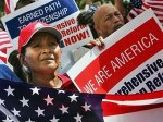К 2050 году каждый пятый американец будет иммигрантом