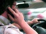 Немецкий дальнобойщик использовал мобильник для обогрева уха